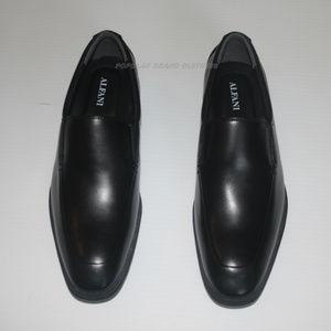 Alfani Men's Charles Moc Toe Loafer Black